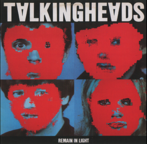 "Image of the Talking Heads album cover for ""Remain in the Light"""