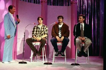 Dating show from Mallrats movie